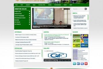 Web Farmasi UGM